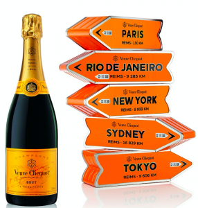 Champagne Veuve Clicquot Brut Arrow