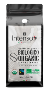 Kawa Ziarnista Intenso Biologico 250g