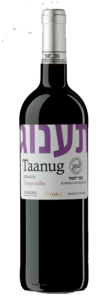 Taanug Tempranillo Kosher Wines